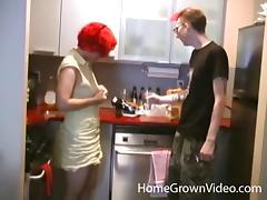 Bathing, Bath, Bathing, Bathroom, Mature, Redhead