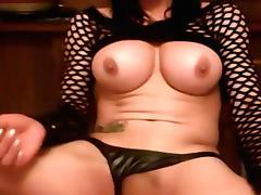 Amazing Homemade Shemale movie with Latin, Masturbation scenes