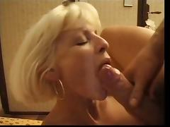 French, Cum in Mouth, French, Outdoor