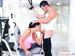 Son's Friend, Big Ass, Big Tits, Deepthroat, Friend, Fucking