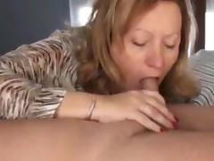 When she visits me she never can resist my dick