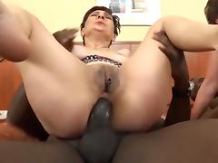 Old, Anal, Assfucking, Granny, Lesbian, Mature