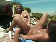 Sunbathing Sex