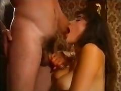 Great Cumshots on Big Tits 19