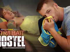 Tom Faulk & Quentin Gainz in STR8 Bait Hostel: Mysterious Encounter - NextDoorWorld