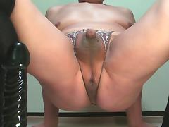I can't stop sextoy riding & prostate milking Feb-22-2015