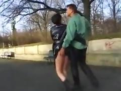 German, Flashing, German, Outdoor, Public, Sex
