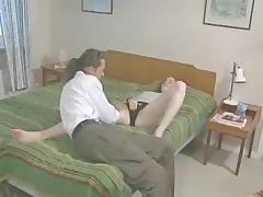 not mother Watches While Husband Fucks not daughter !
