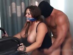 Bound, BDSM, Big Tits, Bound, Fucking, HD