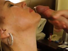 Spouse makes 34 seconds are in by 9-inch penis cum