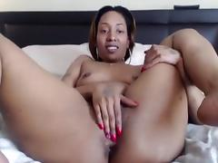 Hottest amateur model in exotic ebony, masturbation xxx movie