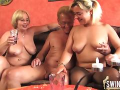 All, German, Granny, Group, Mature, Orgy