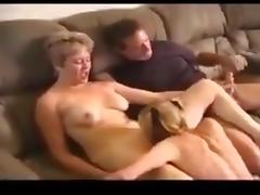 Mom and Boy, Couple, Fucking, Mature, Skinny, Small Tits