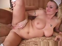 Best pornstar Madison Bijou in amazing facial, big tits porn video