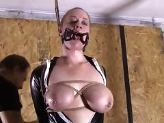 Latex, BDSM, Bondage, Bound, Latex, Teen