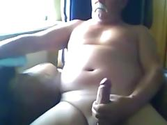 Old Man, Cum, Grandpa, Old Man, Webcam, Grandfather