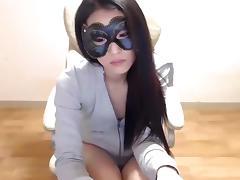 Fabulous Amateur video with Masturbation, Solo scenes