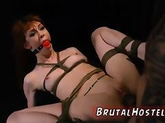 Bound, Anal, Assfucking, BDSM, Blowjob, Bondage