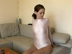 Amazing Amateur record with Brunette, College scenes