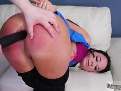 Assfucking, Anal, Ass, Assfucking, Brunette, Brutal