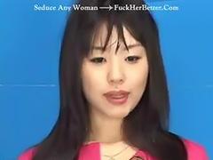 Asian Bukkake TV Weathergirl