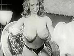 1950, Ass, Babe, Blonde, Classic, Teen