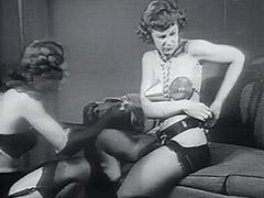 Historic Porn, Babe, Blonde, Blowjob, Brunette, Classic