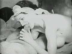 Historic Porn, Babe, Blowjob, Classic, Hardcore, Vintage