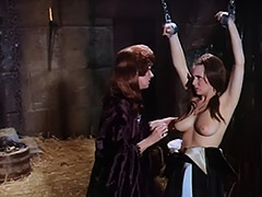 German Mistress and Her Slave Girl 1960