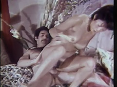 Historic Porn, Asian, Babe, Blowjob, Classic, Hairy
