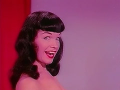 1950, Babe, Brunette, Classic, Fetish, Pornstar