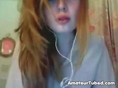 Redhead, Amateur, Redhead