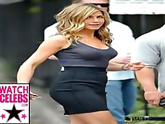 World's Hottest Celeb Jennifer Aniston In See Through Shirts Slideshow