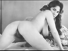 Greatest Hairy Pussies Of Retro Porn