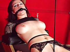 Underwear, BDSM, Big Tits, Black, Bondage, Ebony