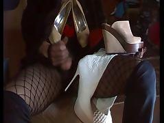 Cum on High Heels Mix 25