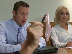 naughty office affair