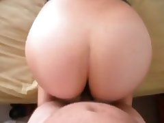 PAWG Booty Fucked From Behind