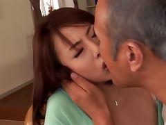 Japanese, Asian, Big Tits, Handjob, Hardcore, Japanese