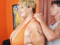 Obese, Amateur, BDSM, Blonde, Dominatrix, Obese