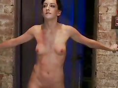Nipple And Tit Torture For Extremely Tied Up Gals