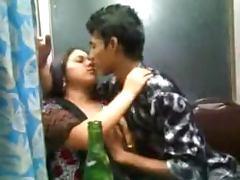 Amateur, Amateur, Drinking, Drunk, Kissing