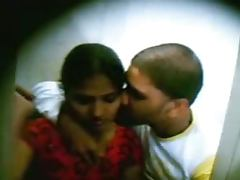 Voyeur video with Indian girls getting fucked from behind
