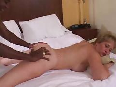 Husband Films His Wife Getting Creamed By A Black Cock