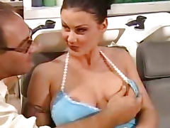 Italian wife ass fucked by a barber