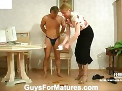 Alice and Adrian nasty mature