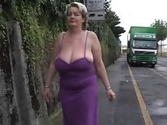 Obese, Big Tits, Boobs, Mature, Solo, Tits