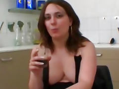 French, BBW, French, Stockings, French Anal, Obese