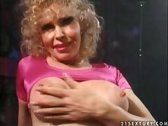 Pastime or passion for a sexy mature lady Teddi Barrett