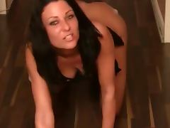 German amateur Nasty Nastia does anal